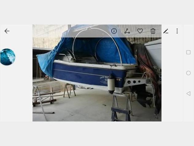 Barca a motore barca wa karnic 2260 mpi anno2002 lunghezza