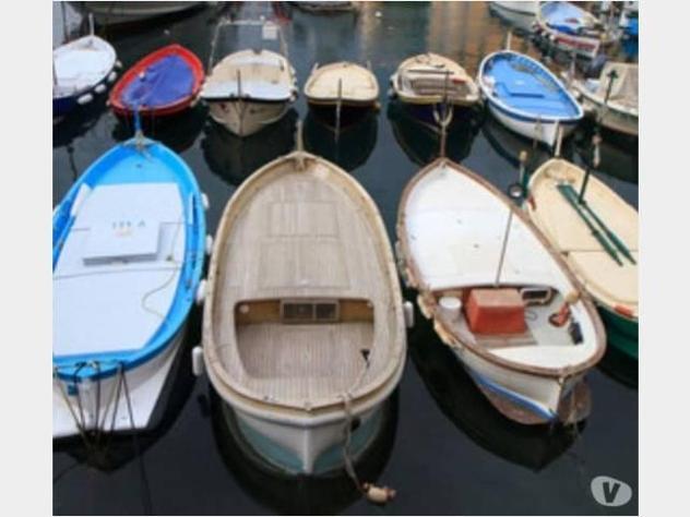 Barca a motore gozzo usato privato na anno2005 lunghezza mt6