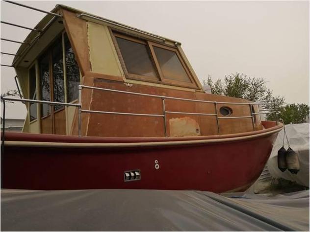 Barca a motore yacht cabib anno2019 lunghezza mt920
