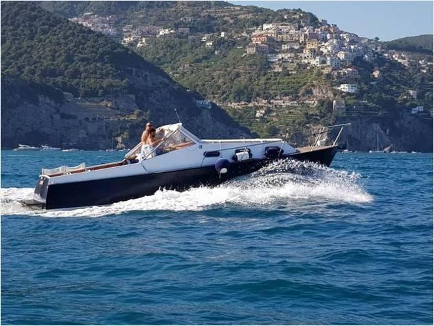 Barca a motoread boats day cruiser anno1974 lunghezza mt9