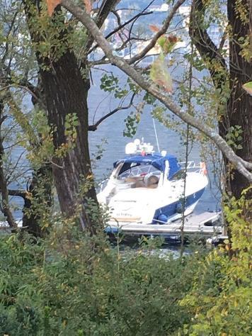 Barca a motorecranchi endurance 41 lunghezza mt13