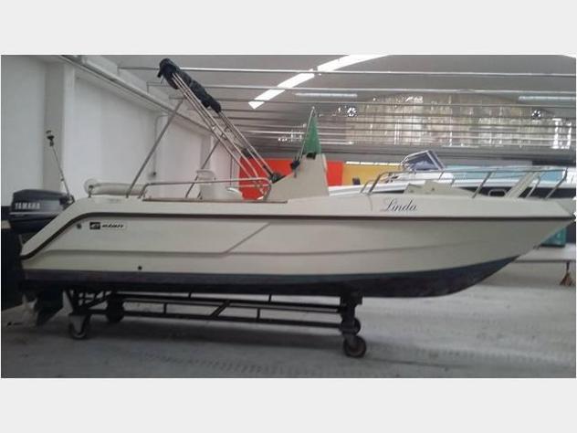Barca a motoreelan marine 20 anno1998 lunghezza mt6