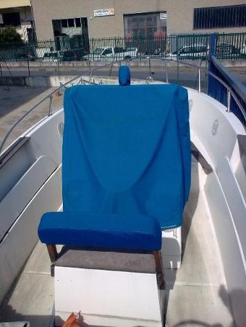 Barca a motoregariplast gariplast 730 open anno1995