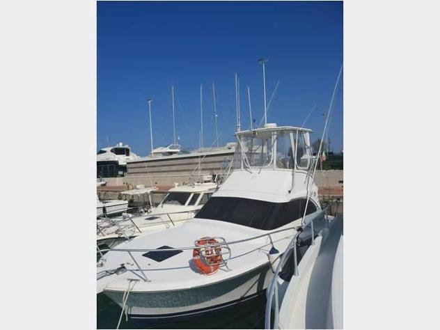 Barca a motoreluhrs 32 turnament anno1999 lunghezza mt10