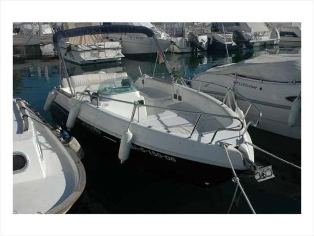 Barca a motoremarinello barca 18 evo marinello anno2019