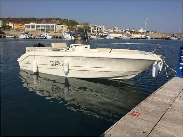Barca a motoremingolla brava 18 anno2016 lunghezza mt5