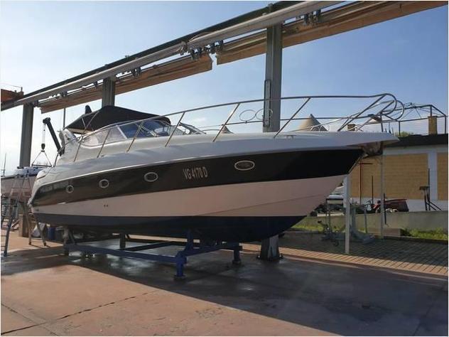 Barca a motoresessa marine sessa c35 anno2005 lunghezza