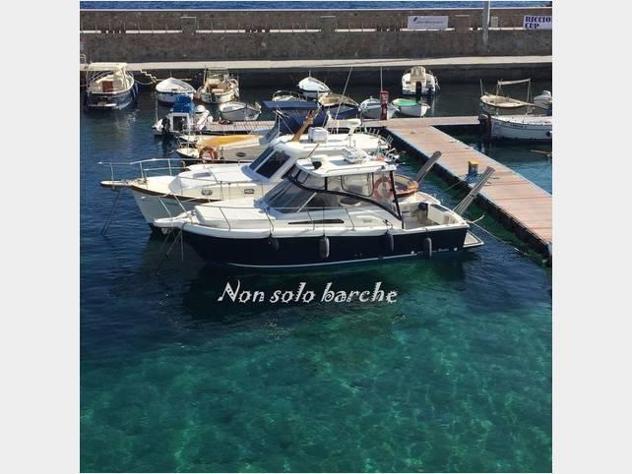 Barca a motoretuccoli ivano easy rider 28t anno2004