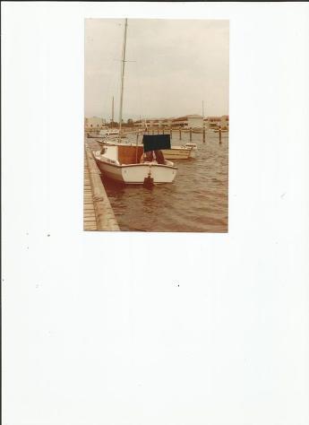 Barca a vela ilver ilver gioy anno 1980 lunghezza mt 5