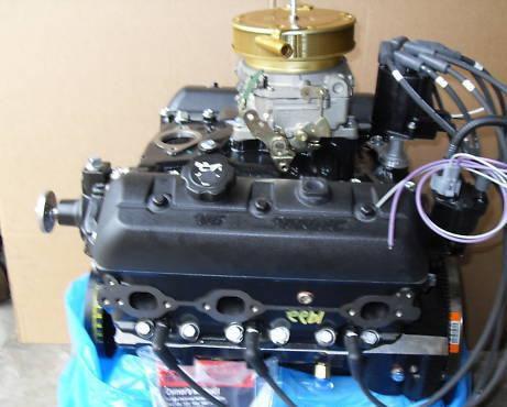 Gm4.3 l marina v6 motore per barca