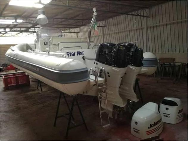 Gommonejoker boat 26 anno2007 lunghezza mt649
