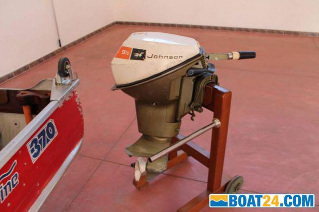 Vendo barca canadian 370 con motore