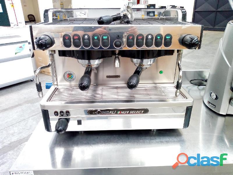 Macchina caffe' bar la cimbali m29 select 2 gr.
