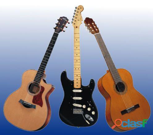 Corsi   lezioni di chitarra classica,acustica ed elettrica
