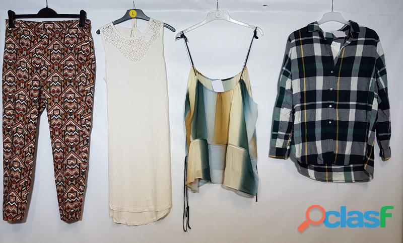 Stock di abbigliamento nuovo h&m