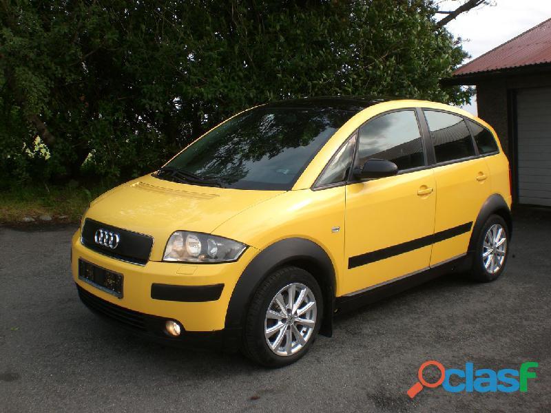 Audi a2 1,4l 75hk