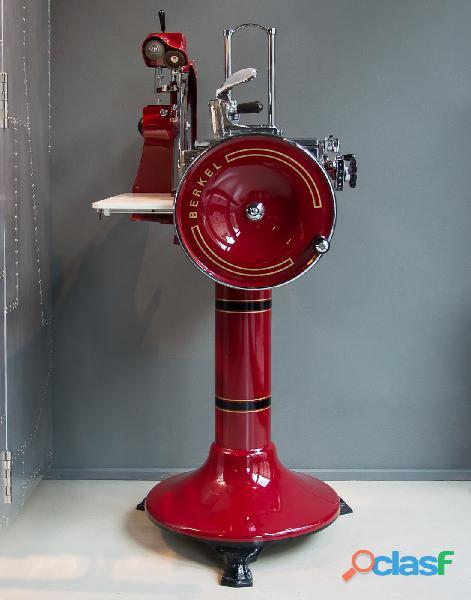 Rosso affettatrice berkel modello h9