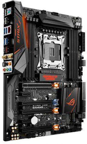 Asus strix x99 gaming scheda madre, socket 2011-v3