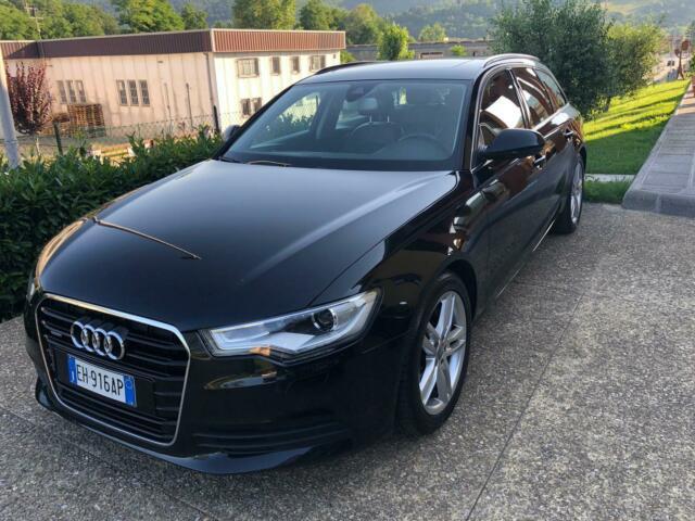 Audi a6 avant 3.0 tdi quattro 245 cv