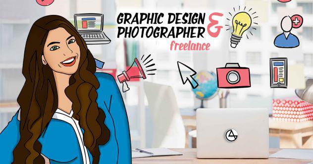 Grafico pubblicitario freelance