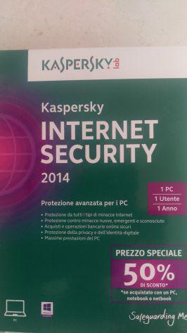 Kaspersky internet security aggiornabile
