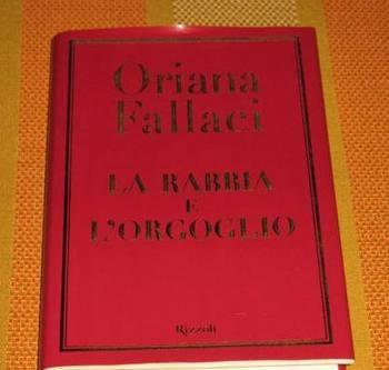 Libro oriana fallaci roma