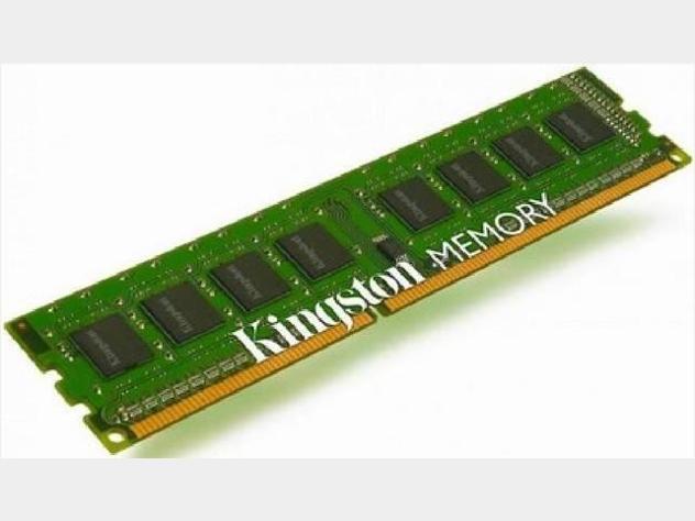 Memoria ddr3 4 gb pc1333 mhz nuovo