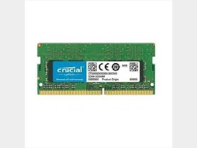 Memoria so-ddr4 16 gb pc2400 nuovo