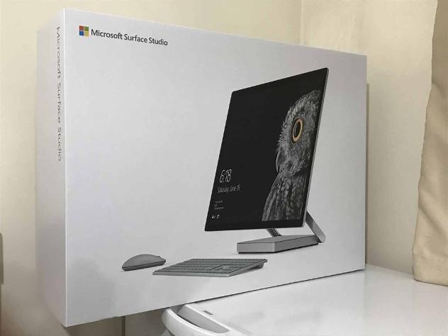 Microsoft Surface Studio 28 Tutti in uno i5 Nuovo
