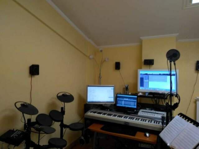 Registrazioni audio a domicilio o in studio privato