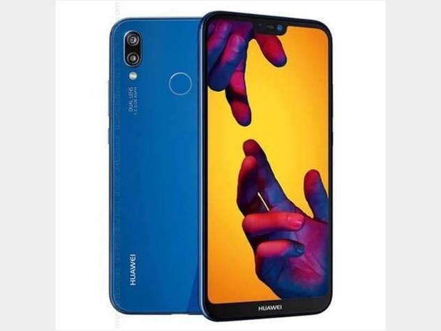Smartphone p20 lite blue dual sim - garanzia itali nuovo