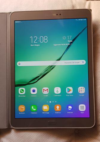 Tablet samsung galaxy s2 9.7 4g lte con scatola