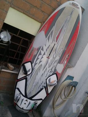 Windsurf slalom exocet s4 125 lt buono