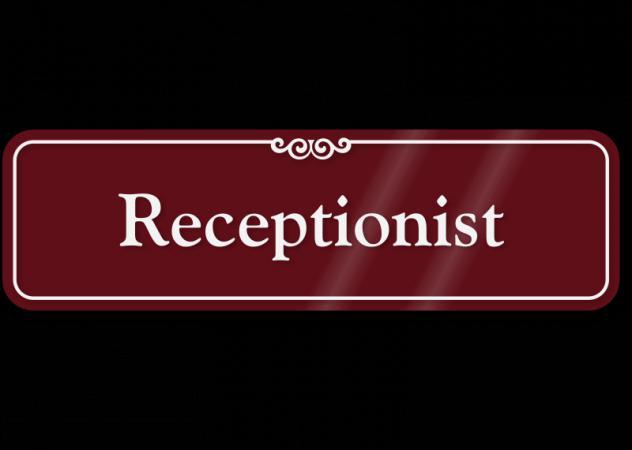 Consulente commerciale/ receptionist