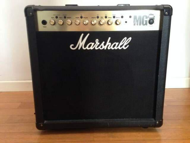Amplificatore marshall mg50fx
