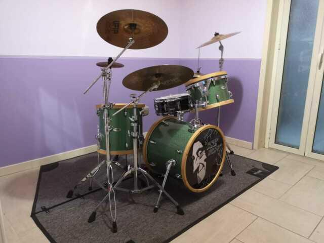Batteria acustica professionale x-drum signature