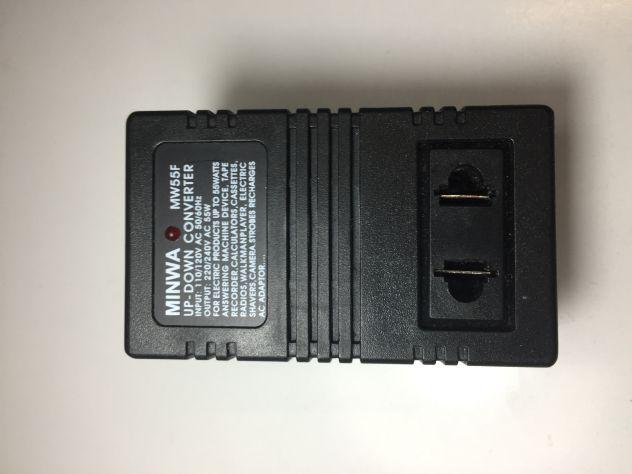 Convertitore minwa mw55f deluxe voltage