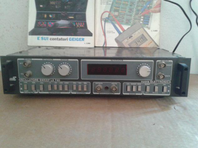 Generatore funzioni 1hz: 100khz