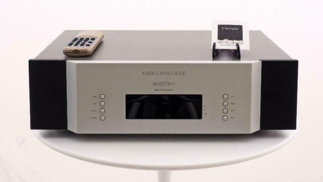 Lettore cd audio analogue cd maestro