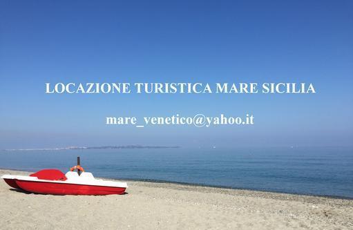 Mare e relax sicilia a venetico marina(me) venetico