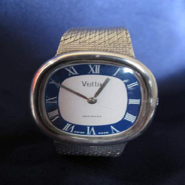 Orologio donna vetta argento 835 originale vintage