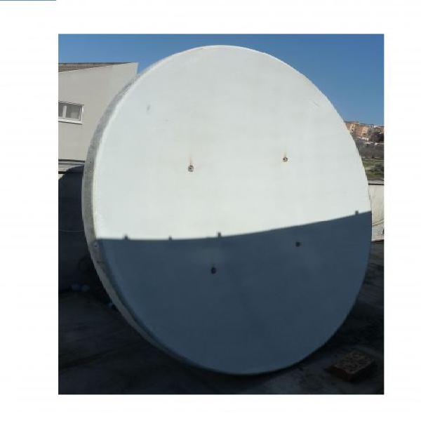 Parabola vetroresina offset cm 180