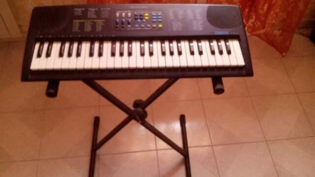 Pianola tastiera elettronica farfisa f498