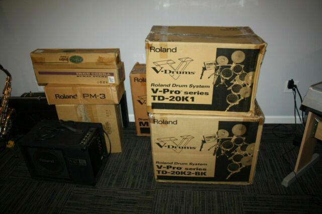 Roland v-pro series td-20k1 come nuovo