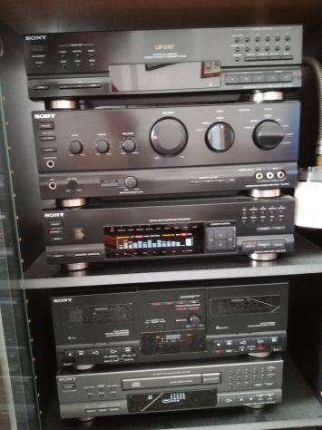 Stereo sony lbt-d707