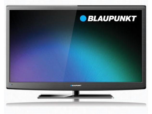 Tv tele blaupunkt 32 pollici lcd usb scart pc nuovo euro 219
