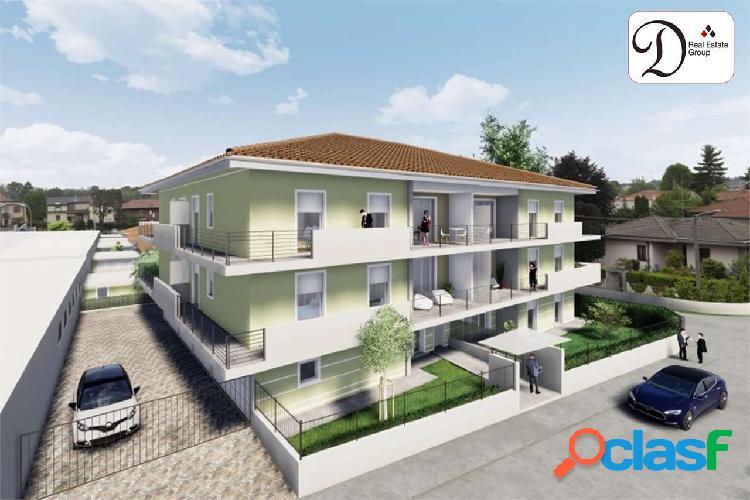 Appartamenti di nuova costruzione be-2865