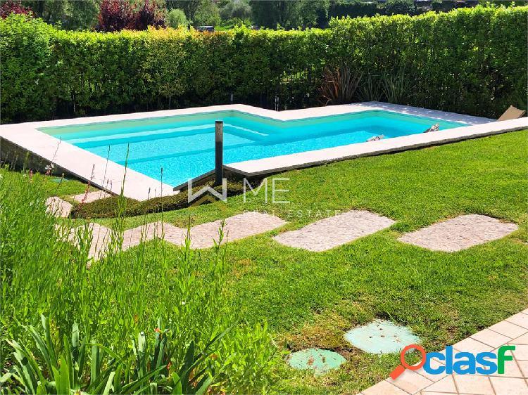 San Felice, lussuosa villa singola con piscina