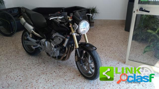Honda hornet 600 benzina in vendita a trapani (trapani)