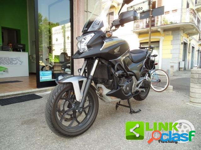 Honda nc750xd dct abs automatica benzina in vendita a novara (novara)